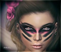 Chenoa / Glam affair -  Gacha (babibellic) Tags: secondlife sl avatar aviglam glamaffair gacha portrait people blogger beauty babigiobellic bento babibellic virtual