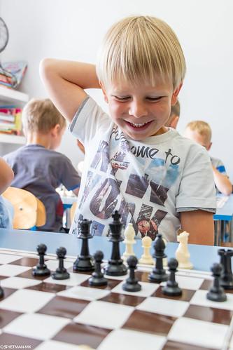 VIII Turniej Szachowy o Mistrzostwo Przedszkola Wesoła Piątka (19 of 78)