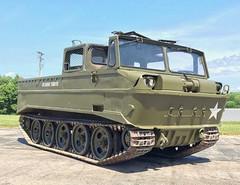 "M116 ""Husky"" Cargo Carrier (PAcarhauler) Tags: m116 husky track military tank"