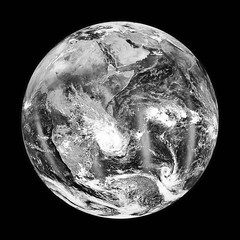 Satellite image of Earth. Original from NASA. Digitally enhanced by rawpixel. (Free Public Domain Illustrations by rawpixel) Tags: publicdomain otherkeywords astronomy atmosphere blue blueplanet cartography clouds continent continents cosmos cyberspace discovery earth ecology environment envrionmentprotection exploration geography global globe interstellar isolated journey nasa nature orbit outer planet satellite science space sphere stars surveillance universe view world