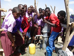 Thank you for the gift of life-saving water! (W4KI) Tags: w4ki water clean safe borehole well h4ki restore hope 4pillarsofhope dignity health joy love dignityhealthjoylove transform village community nation uganda africa world worldlove