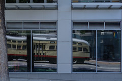 5, 5 is the fact that first in the heart of the heart, (bhautik_joshi) Tags: muni streetcar fmarket marketstreet reflection sfmuni sanfrancisco california unitedstates us