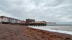 Beach (Mac McCreery) Tags: aberystwyth wales tamron1750 pentaxk5iis sea beach