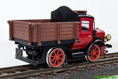 LGB 20680 - Aha Pritschenwagen (Stefan's Gartenbahn) Tags: gartenbahn fgb fgbteam fgbberlin lgb ahapritschenwagen pritschenwagen aha schienenlkw
