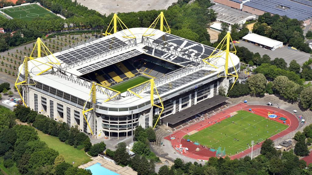 The World S Best Photos Of Borussia And Stadion Flickr