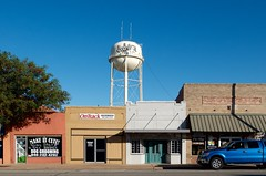 Boomtown (dangr.dave) Tags: architecture burkburnett downtown historic texas tx wichitacounty watertower boomtown