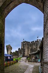 CaerphillyCastle, Cardiff (Vaas.V) Tags: cardiff caerphilly castle pentaxks2 pentax18135mm framing composition sreeni vittal vittalam vass vaas