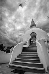(z e d s p i c s™) Tags: zalaszántó magyarország hungary hongarije zedspics stupa buddhist buddha temple 1806