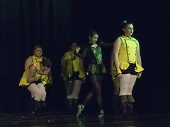 DSCN4352 (David J. Thomas) Tags: northarkansasdancetheatre nadt dance ballet jazz tap hiphop recital gala routines girls women southsidehighschool southside batesville arkansas costumes wizardofoz