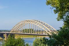 Waalbrug Nijmegen (Tom van der Heijden) Tags: nijmegen brug waal rivier water gelderland stad centrum canon eos eos60d canoneos60d