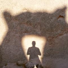 Auto portrait (Listenwave Photography) Tags: light portrait abstract stone listenwave