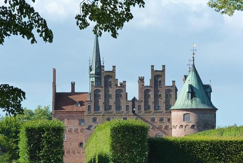 Schloss Egeskov Fünen