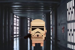 Stormtrooper Brickheadz (Unkar's Thug) Tags: lego star wars stormtroopers brickheadz
