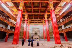 Rebuilding Chode Gompa, Litang, Szechuan, China (goneforawander) Tags: backpacking buddhism nikon d7100 travel tibetan goneforawander buddhist szechuan sichuan asia china enzedonline ganzizangzuzizhizhou sichuansheng cn