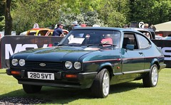 280 SVT (Nivek.Old.Gold) Tags: 1987 ford capri 280 2792cc mk3 greatescapecars