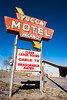 reasonable rates (Tomás Harrison Fotos) Tags: ushwy285 guadalupecounty ghosttown d750 nikon landscape yuccamotel abandoned availablelight roadtrip color ngc afnikkor24mmf28d vaughn nm dying austin tx usa