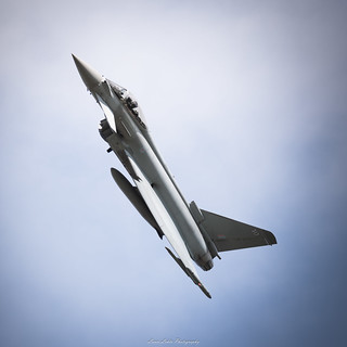 Eurofighter Typhoon Takeoff