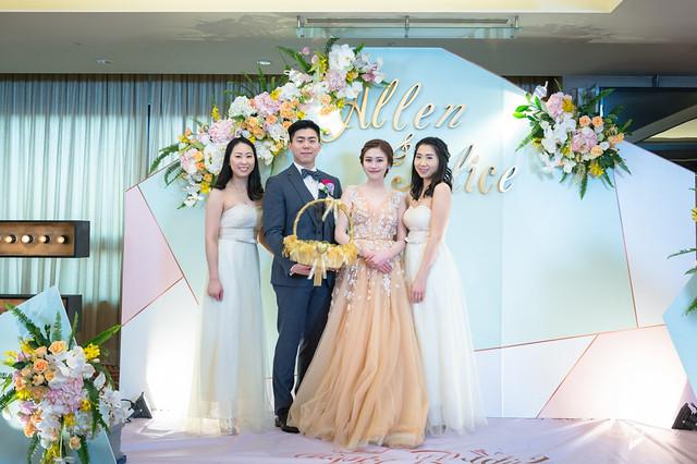 Allen&Alice-台南大億麗緻宴客-婚禮記錄-68