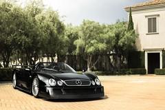 CLK GTR Roadster (Axion23) Tags: black mercedesbenz clk gtr roadster newport coast california