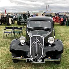 Royal Cheshire County Show - 19 June 2018 (N57KM22) Tags: 1948 fvj185 tractionavant citroen royalcheshirecountyshow
