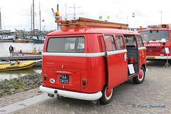Volkswagen T1 Brandweerbus  11-1966  XA-24-25 (harry.pannekoek) Tags: volkswagen t1 brandweerbus 111966 xa2425