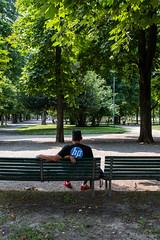 _DSF2975 (Dima7447) Tags: panchina braccio invisibile nascosto coppia relax