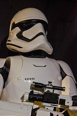 Stormtrooper (Ricardo Salamé Páez) Tags: star wars the force awakens stormtrooper