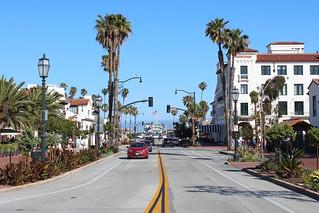 State Street, Santa Barbara, CA