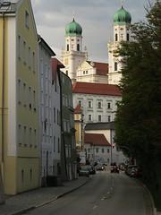 Dom St.Stephan (Passau) (Waldrebe) Tags: tags bayern bavaria niederbayern passau barock baroque