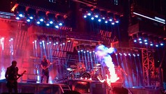 Mein Herz Brennt, Rammstein (NicolaRalphotography) Tags: gig lighting color band rock metal stunts fire rammstein german