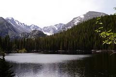 P1020108r2 (Wampa-One) Tags: colorado mountains rockies rockymountains rockymountainnationalpark rmnp bearlake pinetrees lake