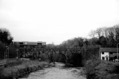 Bassaleg 77314bw (kgvuk) Tags: railways trains southwales bassaleg newport locomotive diesellocomotive machenquarrybranch breconandmerthyrrailway class66 66230 dbcargo severnaggregator railtour