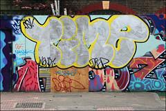 Time (Alex Ellison) Tags: time osv peckham southlondon urban graffiti graff boobs