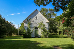 Church - Mt. Carmel, S.C. (DT's Photo Site - Anderson S.C.) Tags: canon 6d 24105mml lens mtcarmel mccormick county southcarolina upstate rural church empty vanishing country building worship christian rustic old vintage classic pastoral antique southern scenic landscape america usa rfd southernlife decaying abandoned past aging countryside serene fading bygone wood summer