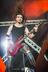 Bloodshot Dawn @ Hellfest 2018, Clisson | 23/06/2018 (Philippe Bareille) Tags: bloodshotdawn deathmetal melodicdeathmetal thrashmetal british hellfest hellfest2018 clisson france altarstage 2018 music live livemusic festival openair openairfestival show concert gig stage band rock rockband metal heavymetal canon eos 6d canoneos6d musicwavesfr musicwaves musician anthonyridout bassist bassplayer