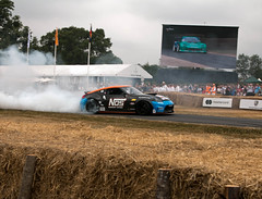 Chris Fosberg 370Z ({House} Photography) Tags: fos festival speed 2018 25th anniversary car automotive race racing motor sport motorsport panning canon 70d 24105 f4 housephotography timothyhouse chris fosberg nissan 370z drift smoke skid burnout v8 turbo formula