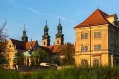 Opactwo cystersów w Lubiążu / Cisterian abbey in Lubiąż (PolandMFA) Tags: polska zabytki cystersi opactwo abbey cistercians monuments atrakcje attractions