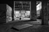 Door On The Floor (Cornelli2010) Tags: canon1635mmf4lisusm canoneos5dmarkiii abandoned bw blackandwhite deutschland door germany leipzig lostplace reifen schwarzweis tire tür