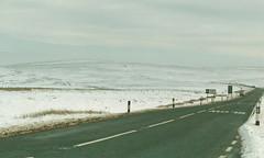 pic073 (J_Piks) Tags: 2000 peakdistrict derbyshire snow winter road catandfiddle