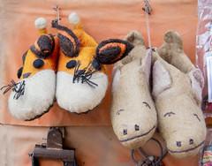 Animal slippers (SamKirk9) Tags: nepal kathmandu bhaktapur