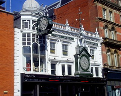 Time Ball Buildings, Leeds (Tony Worrall) Tags: architecture building built update place location uk england north visit area attraction open stream tour country item greatbritain britain english british gb capture buy stock sell sale outside outdoors caught photo shoot shot picture captured leeds yorkshire yorks bar inn timeballbuildings lowerbriggate