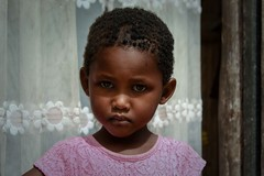 Village Girl (Rod Waddington) Tags: africa african afrique afrika madagascar malagasy girl culture cultural child portrait people ethnic ethnicity outdoor village young