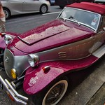 Panther Kallista 2-door roadster thumbnail