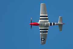 DSC_0185 (CEGPhotography) Tags: 2018 reading ww2 ww2weekend wwii wwiiweekend airshow midatlanticairmuseum pa history p51 p51d mustang rednose fighter
