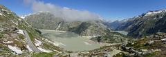 Grimsel Pass Grimselsee Swiss Alps Switzerland (roli_b) Tags: grimsel pass swiss alps schweizer alpen alpi alpine stausee barrier lake see lago mountains berge montañas switzerland schweiz suisse suiza sivzzera grimselsee hospiz