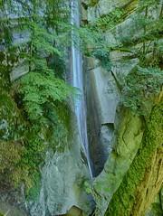 Cascade d' Angon (focus73) Tags: lumix dmcfz300 cascades waterfall wasserfall lacdannecy