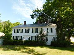 The Shaw Hudson House (jimmywayne) Tags: plainfield massachusetts historic rural hampshirecounty shawhudson house