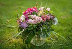 Mein Blumenstrauß für meine Mutter zum Geburtstag (videamus) Tags: als kleines dankschön an meine mutter anläslich geburtstag ehre vase floresflowers fleurs fiori blumen