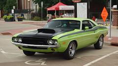 1973 Dodge Challenger (DVS1mn) Tags: classic cars automobile auto automobiles automotive car carshow classiccars vehicle historicdowntownhastingscruiseinclassiccarshow historic downtown hastings cruisein show