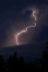 Lightning (Treflyn) Tags: lightning storm may back garden earley reading berkshire uk